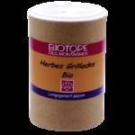 MELANGE GRILLADES, romarin, thym, origan, sauge, hysope, sarriette, Aromates flacon 40g