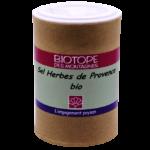 SEL HERBES DE PROVENCE, sel aux aromates, flacon 100g