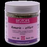 ROMARIN – EFFORT, Sels de bain 350g